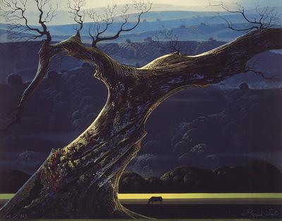 bs Eyvind Earle Towering Oak