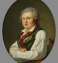 Fabre Francois Xavier Portrait of Laurent Nicolas de Joubert