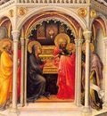 Gentile da Fabriano The Presentation in the Temple, from the
