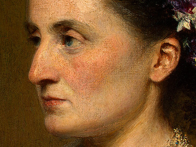 Fantin Latour Duchess de Fitz James 1867 detail2
