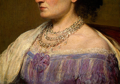 Fantin Latour Duchess de Fitz James 1867 detail3
