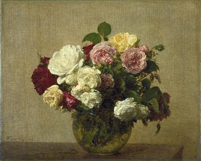 fantin latour roses