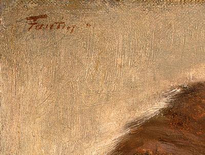 Fantin Latour Self Portrait 1861 detail1