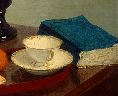 Fantin Latour Still Life 1866 detail3