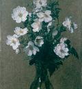 Fantin Latour Japanese Anemones