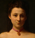 Fantin Latour Mademoiselle de Fitz James 1867 detail1