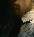 Fantin Latour Self Portrait 1858 detail2