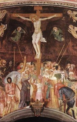 Crucifixion detail WGA