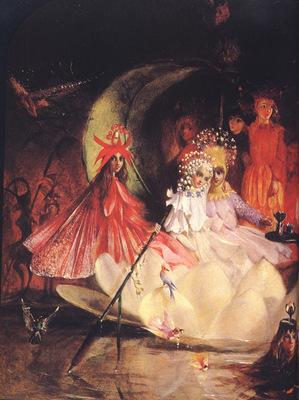 bs ew Midsummer Eve Fairies [John Anster Fitzgerald]