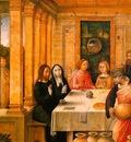 flandes, juan de flemish, practiced in spain, active 1496