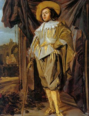 Follower Frans Hans Standing cavalier Sun