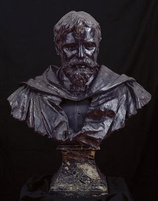 Ford Edward Onslow Bust of Sir Lawrence Alma Tadema