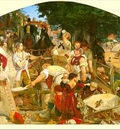 Republica SWD 036 Ford Madox Brown Work