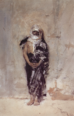 Fortuny Moroccan Man