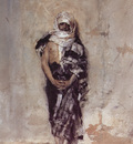 Fortuny Moroccan Man