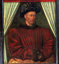 Fouquet Jean Charles VII King Of France