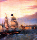 MPA Joseph Fowles Ship in Sydney Harbour showing Government House [ R ] sqs