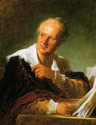 Fragonard Jean Honore Portrait of a Man