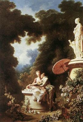 Fragonard The Confession of Love