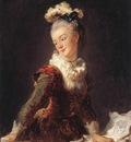 Fragonard Marie Madeleine Guimard Dancer