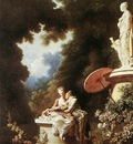 Fragonard The Confession of Love