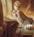 Fragonard The Love Letter