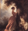 Fragonard The Souvenir