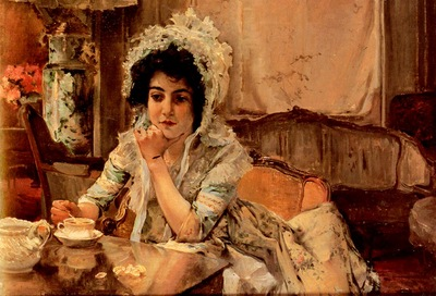 Frances Emilio Sala y Tea Time