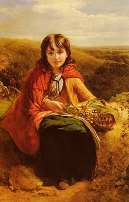 Francis John Deffett Red Riding Hood