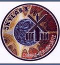 Freas Frank Kelly AHSI28 Skylab Patch D50