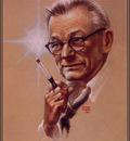 Freas Frank Kelly AHSI85 John W Campbell Editor D50