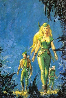 Kelly Frears Lord of the green planet