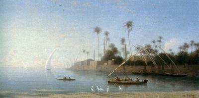 A View of Beni Souef Egypt