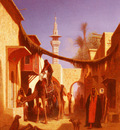frere charles theodore street in damascus part