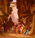 Frere Charles Theodore The Souk