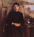 Portrait de Mme Petitjean