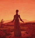 morning light, caspar david friedrich 1600x1200 id