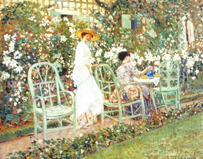 frieseke lilies c1911