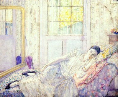 frieseke rest c1916