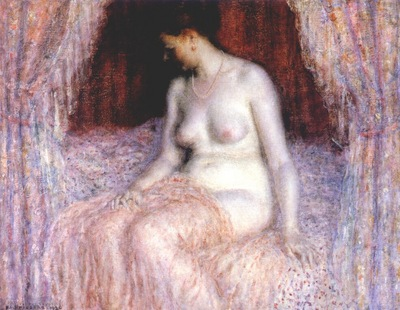frieseke seated nude c1920