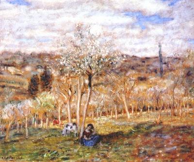 frieseke spring no 5