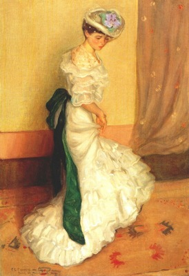 frieseke the green sash