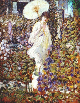 frieseke wind and sun