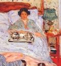 frieseke le dejeuner au lit c1906