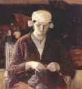 frieseke normandy girl