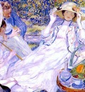frieseke the hour of tea c1914