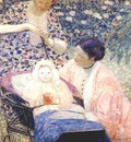 frieseke the mother