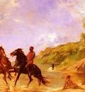 Fromentin Eugene On The Nile