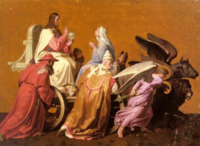 Fuhrich Joseph Ritter Von Der Triumph Christi
