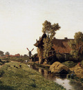 Gabriel Paul Joseph Constatin Near the Klomp in Veenendael S